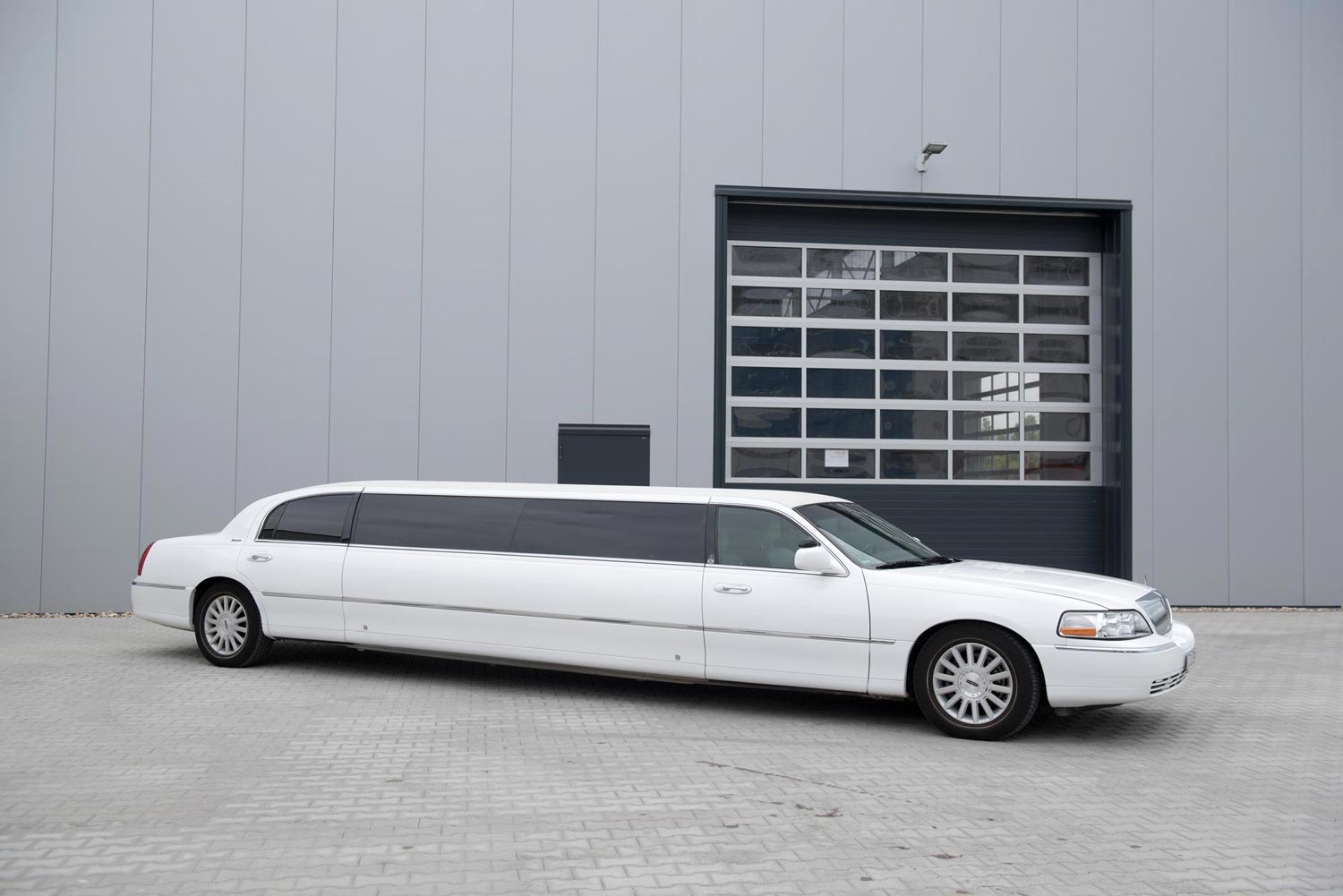 Lincoln Towncar Stretchlimousine